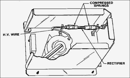H1809 HV Diode - Atari B/W Vector Monitors
