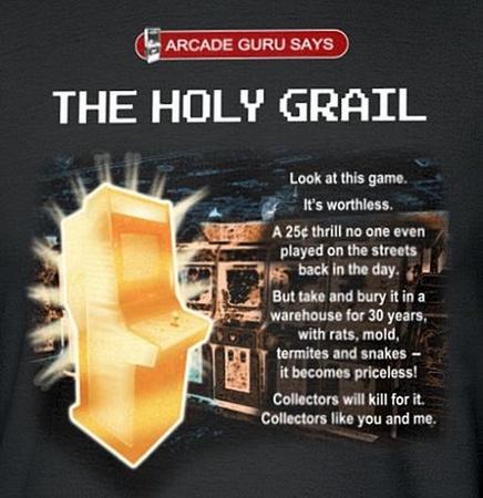 Holy Grail T-Shirt XXL