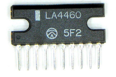 LA4460 Sanyo 12w Audio Amplifer
