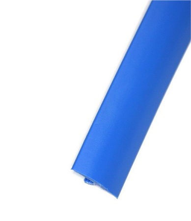 "Light Blue Smooth 3/4"" T-Molding 250'"