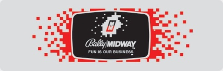 "Midway Logo Plate #3 ""Fun is our business"""