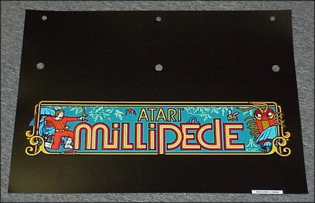 Millipede Upright Marquee Overlay