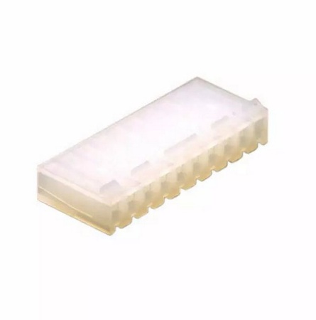 """Molex 10 Pin, .156"""" Wire Housing Receptacle"""