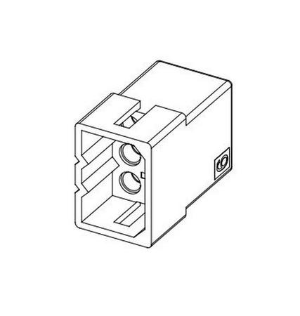 "Molex 6 Pin, .093"" Female Plug Housing"