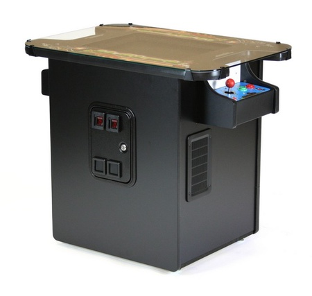 Multicade Cocktail Cabinet Board Ready Black