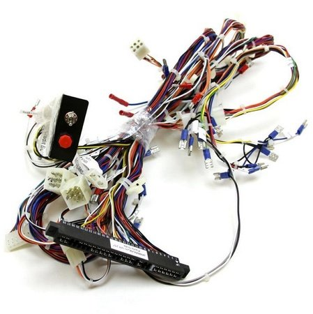 Multicade Upright Harness - JS/Trackball