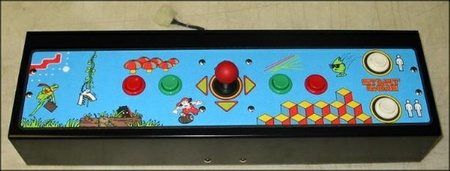 Multicade Upright Panel Complete - Joystick