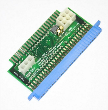 Namco Cabinet to JAMMA PCB Adapter