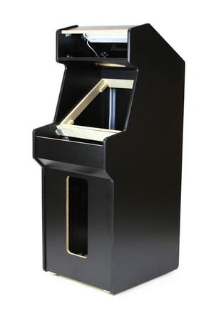 New Gottlieb Black Upright Cabinet