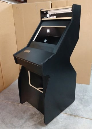 New JAMMA/MAME Upright Cabinet 22""