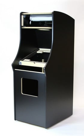 New Midway Multicade/Galaga/Ms Pac Upright Cabinet