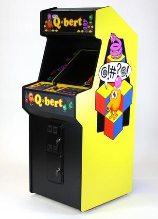 New Multi Q*bert Arcade Game