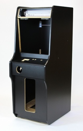 New Nintendo Black Upright Cabinet
