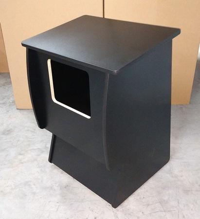 New Pedestal Game Cabinet