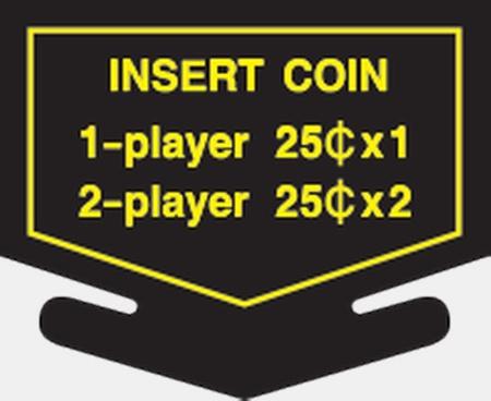 Nintendo Coin Instruction Card