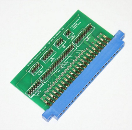 Nintendo PCB Pass Through Adapter