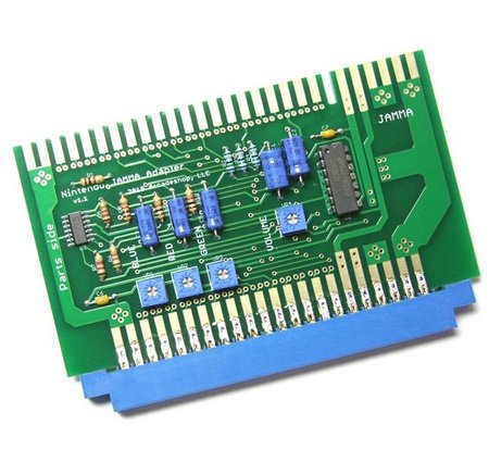 Nintendo Series JAMMA Adapter