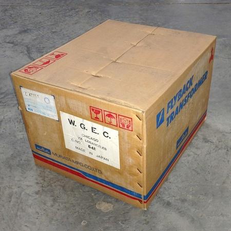 NOS Wells Gardner K6100/K6400 X/Y Flyback Transformer