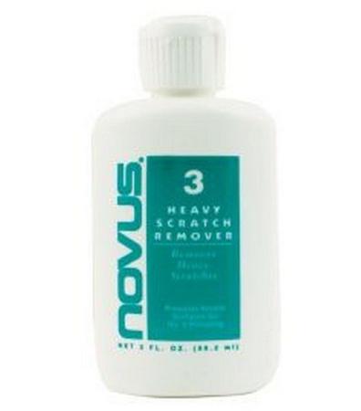 Novus #3 Heavy Scratch Remover 2 oz.
