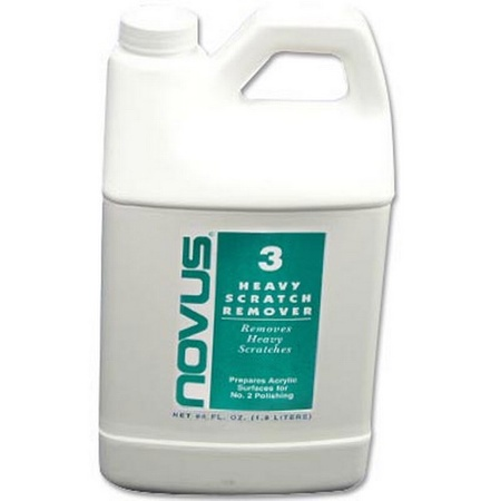Novus #3 Heavy Scratch Remover 64 oz.