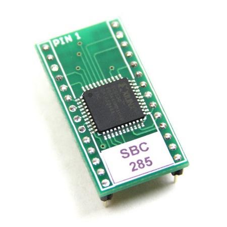 Pac-Man/Ms. Pac-Man 285 Sync Bus Controller Custom Chip