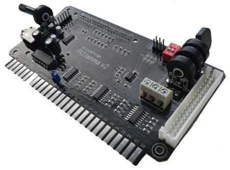 Raspberry Pi v2 Premium JAMMA Interface Adapter