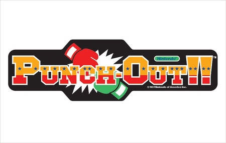 Punch Out Side Art Set