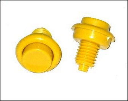 Push Button Leaf Switch Yellow