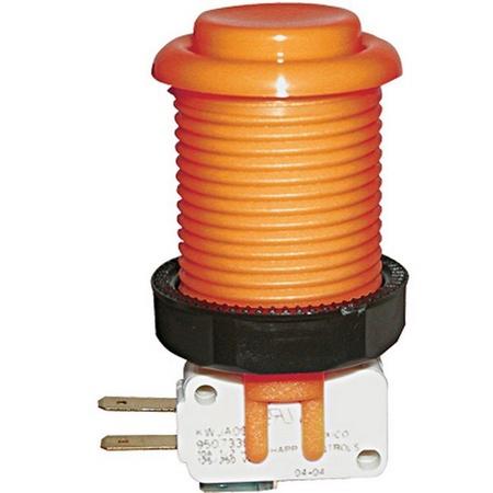 Push Button Micro Switch Orange