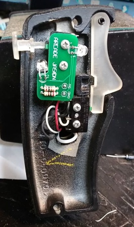 Illuminated Trigger Set for Star Wars/ESB Controller