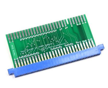 Sega System 16 JAMMA Adapter