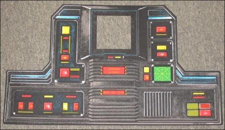 Star Wars Control Panel Overlay