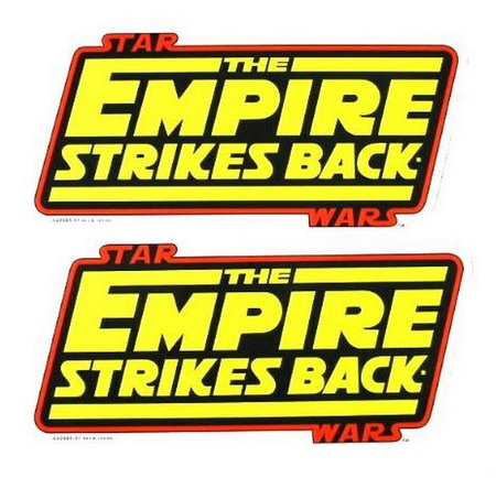Star Wars ESB Side Art Set