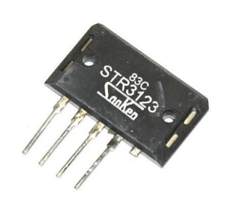 STR3123 120v, 1a Voltage Regulator