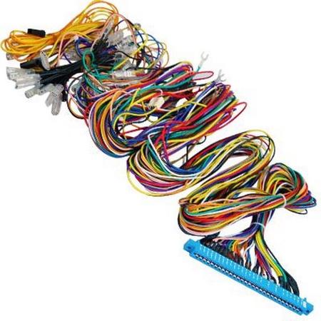 Super JAMMA Wiring Harness