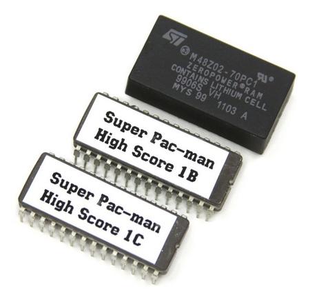 Super Pac-Man High Score Kit