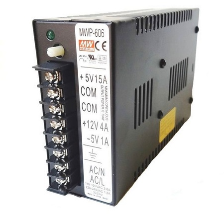 Mean Well 15 AMP Switching Power Supply