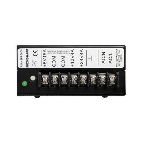 Switching Power Supply 5v/12v/24v