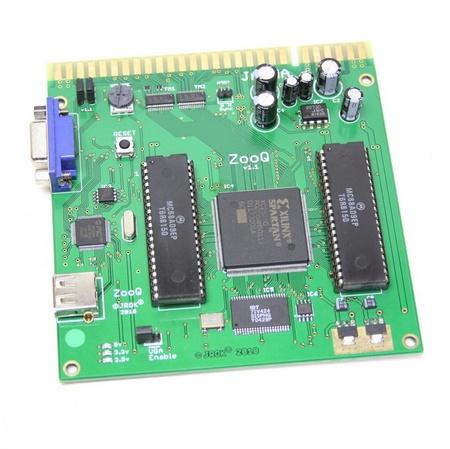 Taito/ZooQ Multigame JAMMA PCB