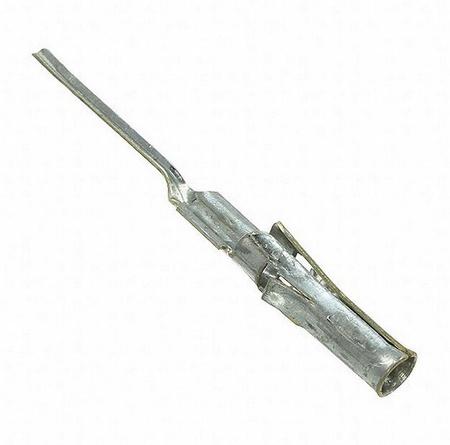 """Terminal Pin Female .093"""" Solder Tail"""