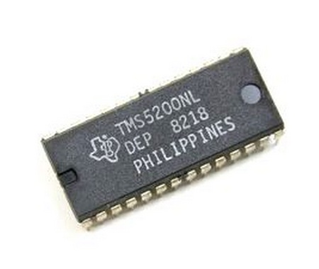 TMS5200NL Speech Synthesizer Chip