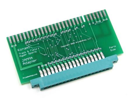 Track & Field/Hypersports Upright JAMMA Adapter
