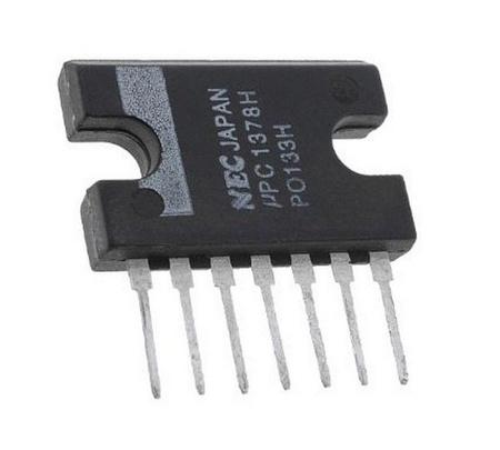 UPC1378H Vertical Deflection IC