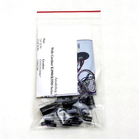 Wells Gardner K4900/K5500/K5515 Series Monitor Cap Kit