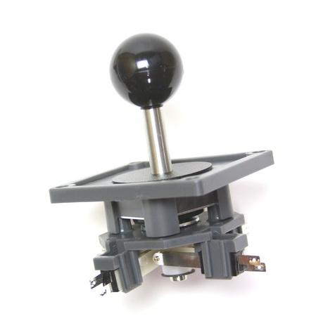 "Wico Black 8-Way Ball 3.5"" Handle Leaf Joystick"
