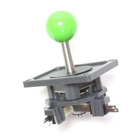 "Wico Green 4-Way Ball 3.5"" Handle Leaf Joystick"
