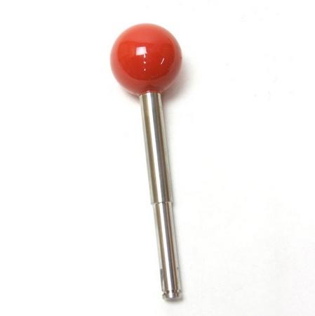 "Wico Red 4"" Ball Joystick Handle"