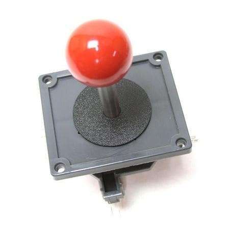 "Wico Red 8-Way Ball 4"" Handle Leaf Joystick"