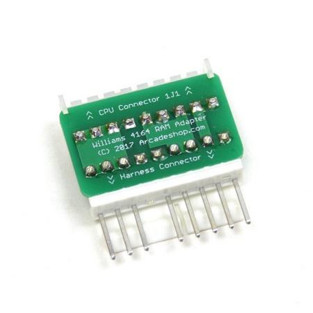 Williams 4164/41256 RAM Adapter