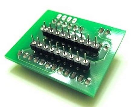 Williams 5114/5514/6514 NVRAM Adapter